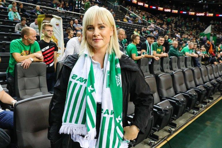 Inga Jankauskaitė (Irmantas Gelūnas/Fotobankas)