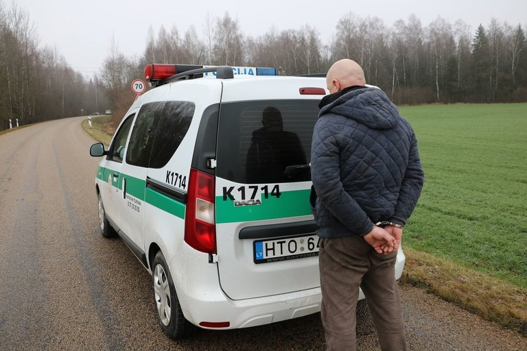 Policija (asociatyvi nuotr.)