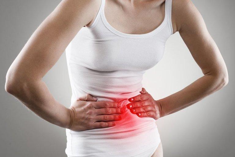 Pilvo skausmas (nuotr. 123rf.com)