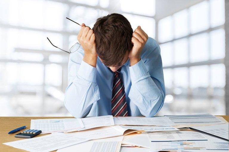 Bankrotas (nuotr. 123rf.com)
