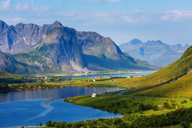 Norvegija (nuotr. Fotolia.com)