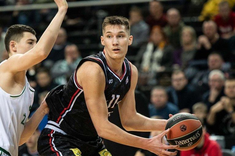 Ą. Tubelis (nuotr. Euroleague Basketball)