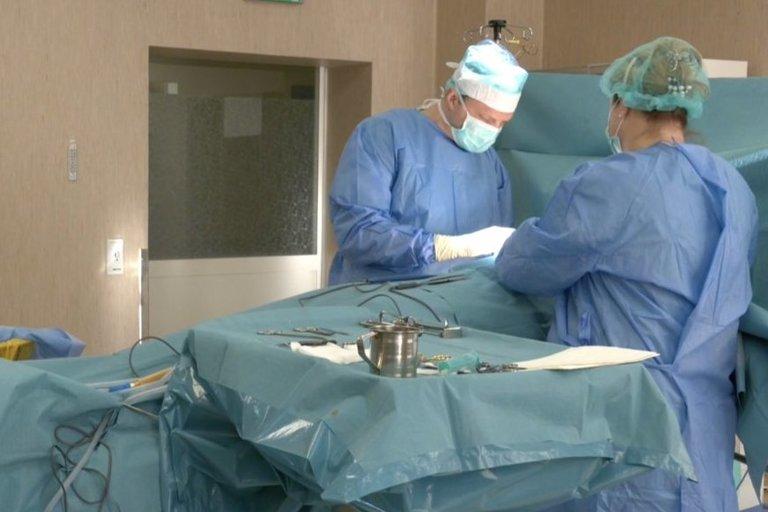 Operacinė (nuotr. stop kadras)