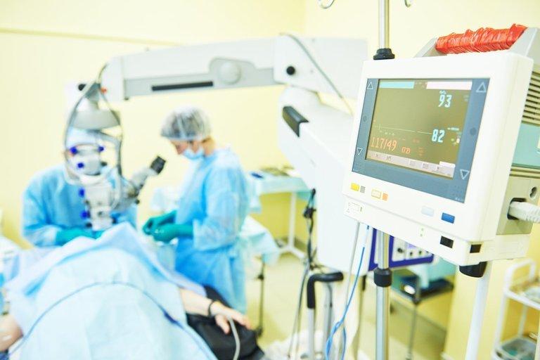 Operacija (nuotr. 123rf.com)