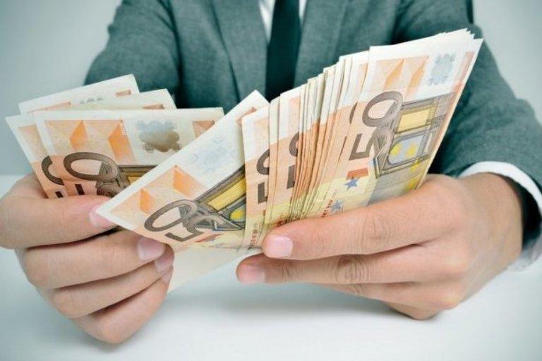 Pinigai (nuotr. tv3.lt)