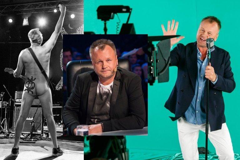 Saulius Urbonavičius-Samas (tv3.lt fotomontažas)