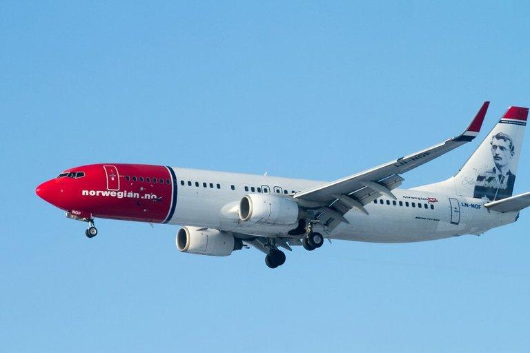 Lėktuvas (nuotr. Tv3.lt/Ruslano Kondratjevo)