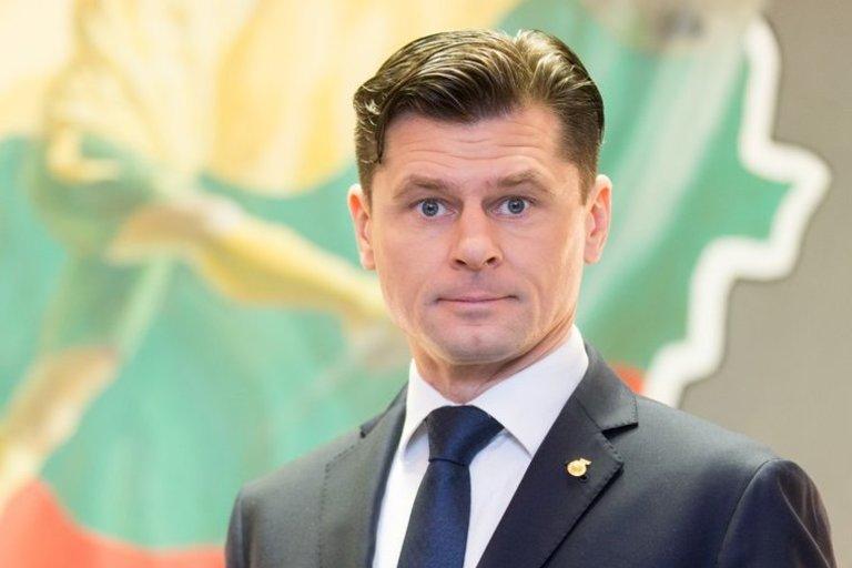 Tomas Danilevičius (nuotr. LFF.lt)