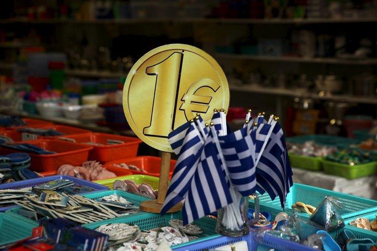 Graikija ir pinigai (nuotr. SCANPIX)