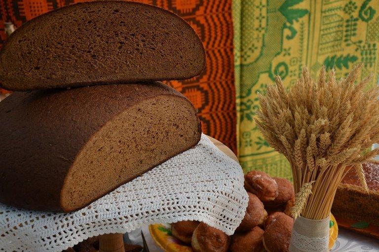Duona (nuotr. Pauliaus Rakštiko)