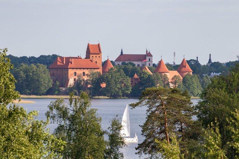 Trakų pilis (nuotr. Broniaus Jablonsko)