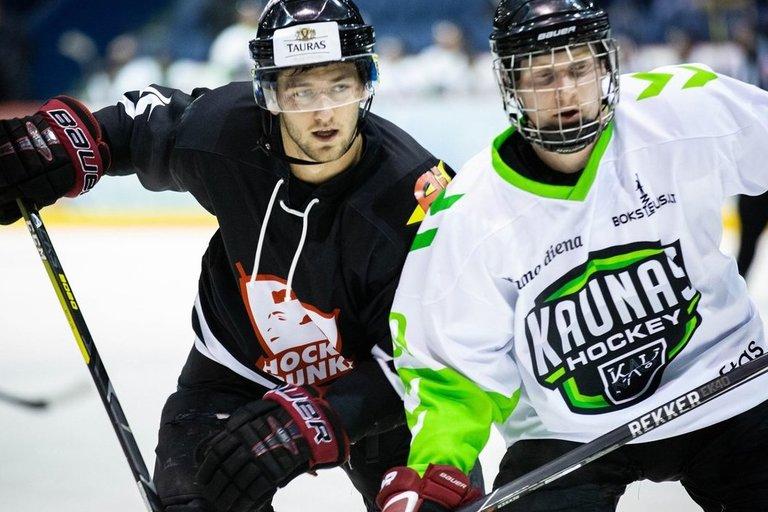 Čempionate varžysis penki klubai. (nuotr. hockey.lt)