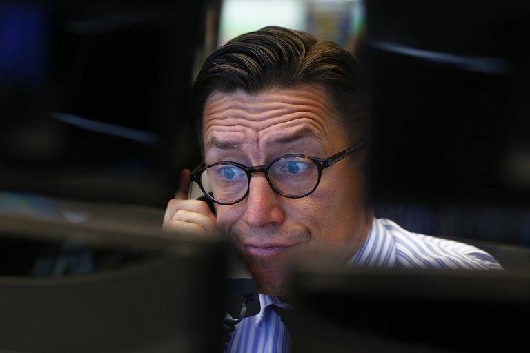 Pagrindiniai Europos akcijų indeksai pirmadienį smuko. (nuotr. SCANPIX)