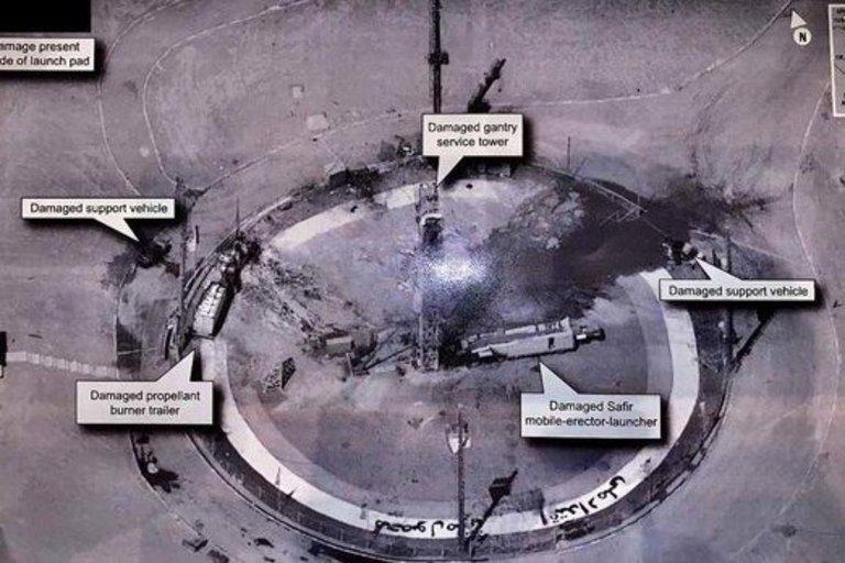 JAV palydovo užfiksuota nuotrauka (nuotr. Twitter)