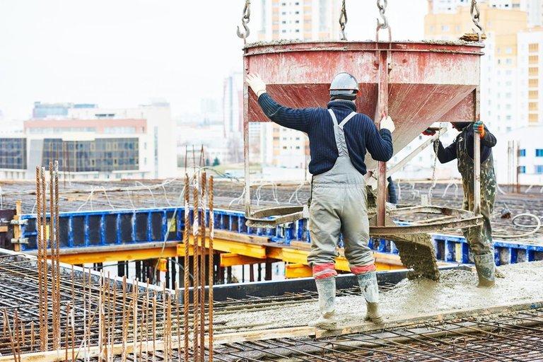 Statybos (nuotr. 123rf.com)