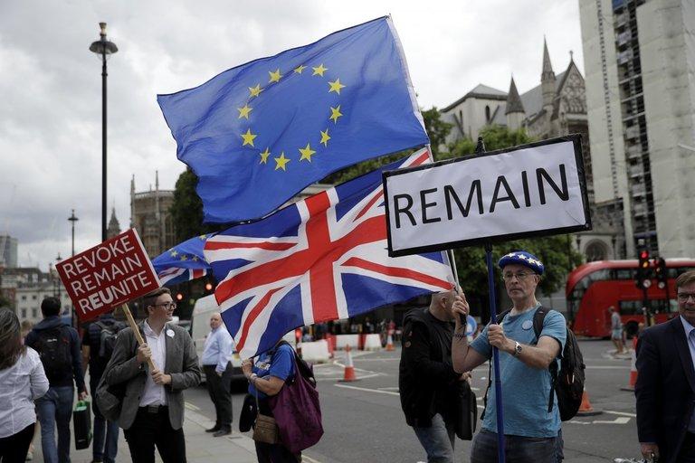 D. Cameronas neatmeta naujo referendumo galimybės (nuotr. SCANPIX)