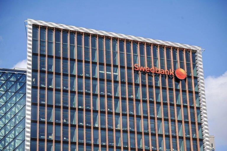 Swedbank pastatas Vilniuje  (nuotr. Fotodiena.lt)