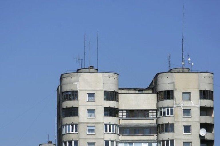 Daugiabutis Vilniuje  (nuotr. Fotodiena.lt)