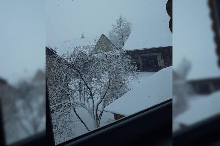 Šilalės gyventojai neatsidžiaugia žiema (nuotr. asm. archyvo)