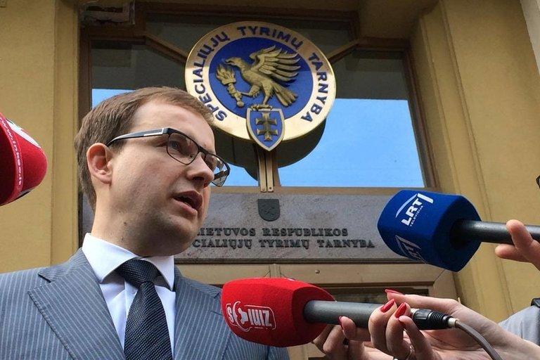Vytautas Gapšys (nuotr. Artūro Beiner)