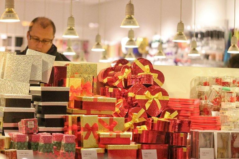Kalėdų dovanos  (nuotr. Fotodiena.lt)