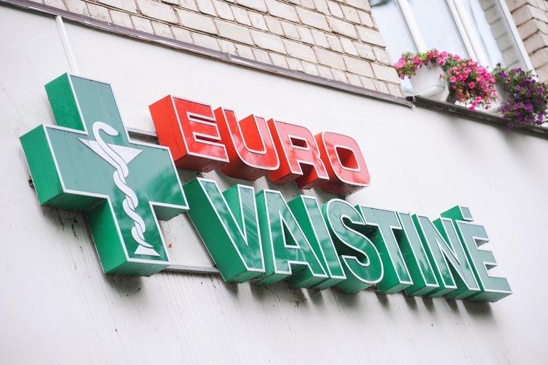 Eurovaistinė (nuotr. Fotodiena.lt)