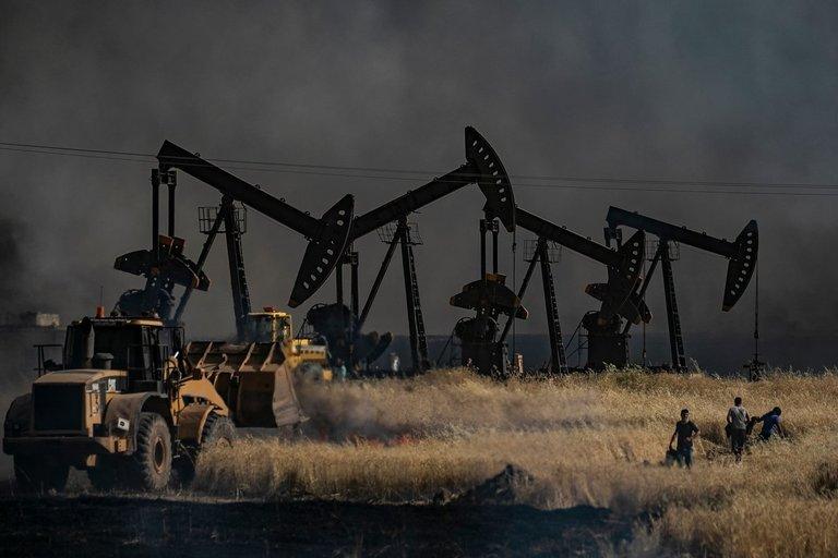 Naftos gręžinys (asociatyvi nuotr. SCANPIX)