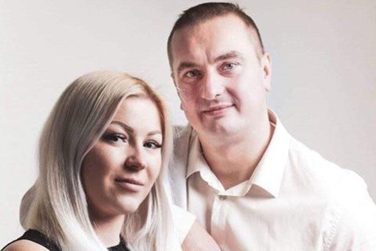 Tomas Bagdonavičius ir Ineta (nuotr. asm. archyvo)
