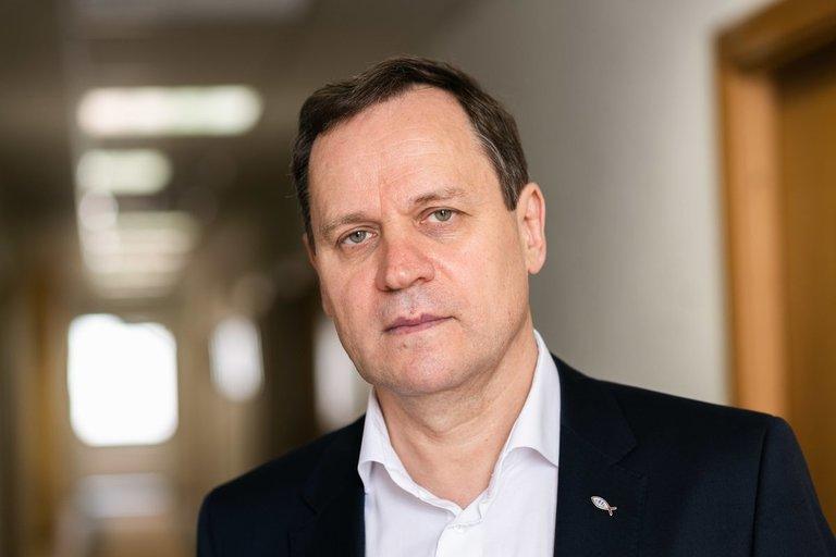 Valdemaras Tomaševskis (nuotr. Fotodiena/Justino Auškelio)
