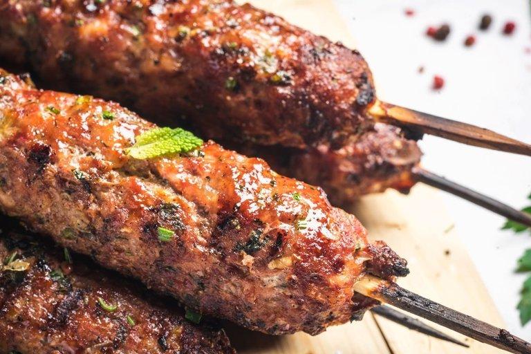 Kebabas (nuotr. Organizatorių)