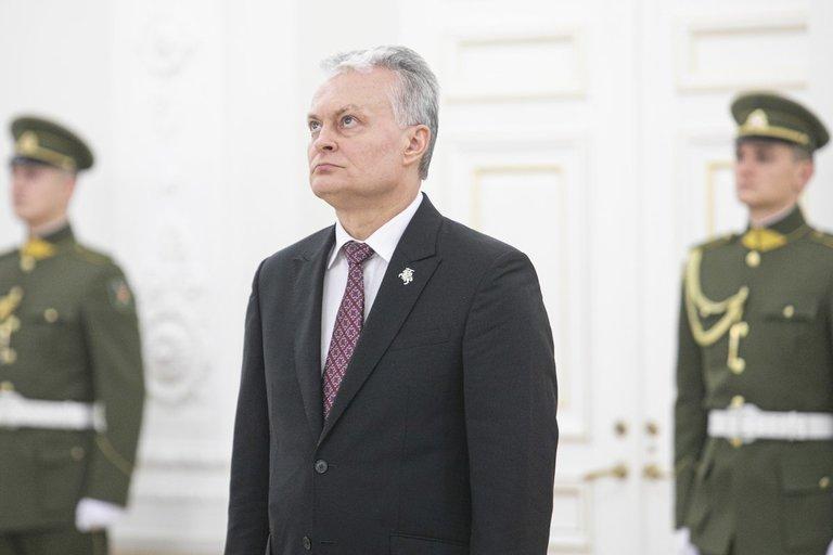 Gitanas Nausėda  (Paulius Peleckis/Fotobankas)