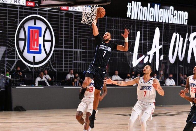 NBA sugrįžo (nuotr. Organizatorių)