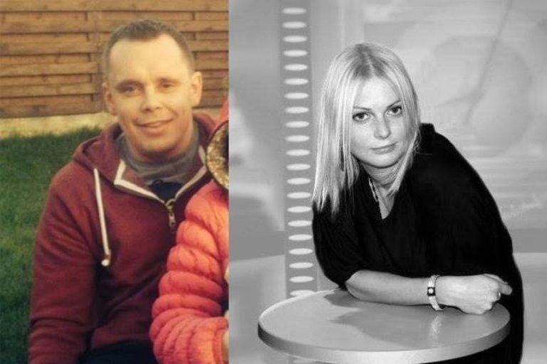 Nerijus Kalaušis ir Viltė Stankutė-Butkienė