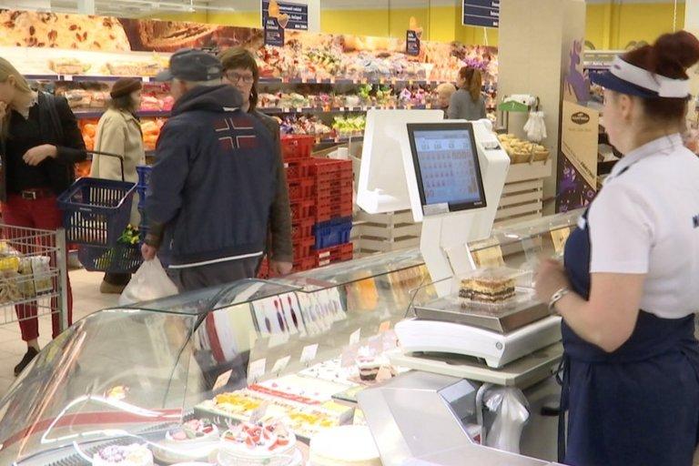 Prekybos centras (nuotr. TV3)