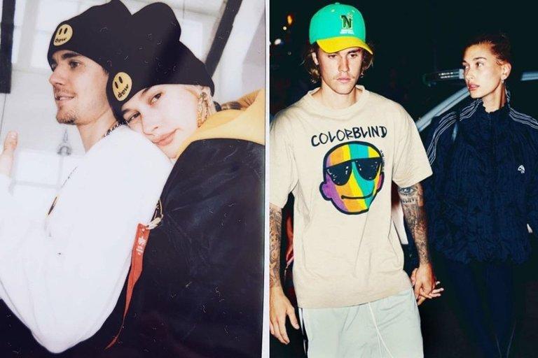 Bieberis ir Baldwin  (tv3.lt fotomontažas)
