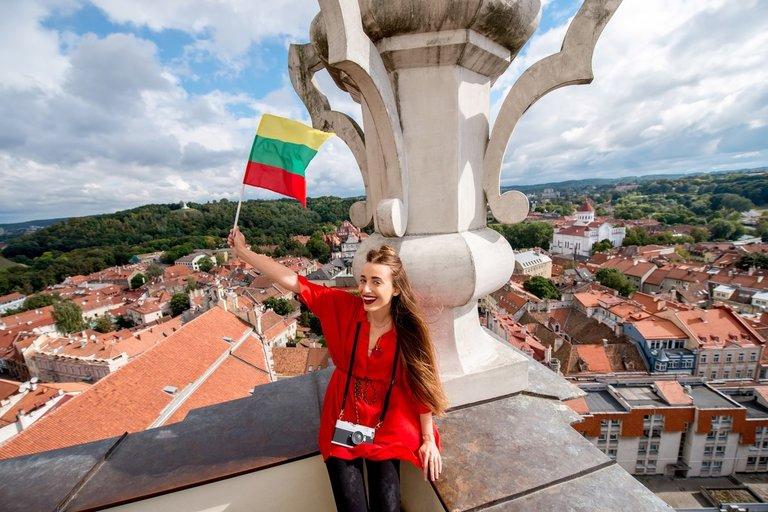 Turistai Lietuvoje (nuotr. Fotolia.com)