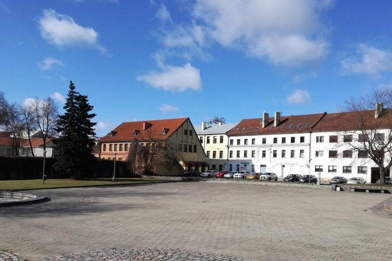 Senojo Kauno prekyvietės (nuotr. bendrovės)
