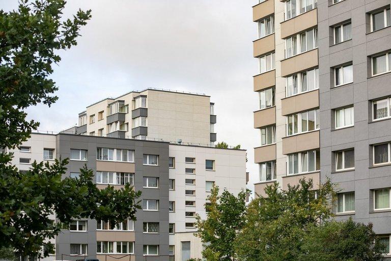 daugiabutis, Vilniaus savivaldybės nuotr.
