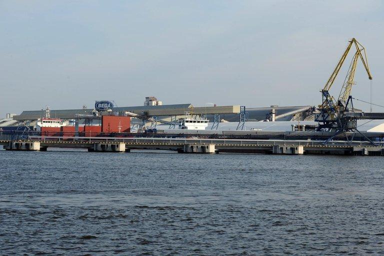 Klaipėdos uostas (nuotr. Fotodiena.lt/Alfredo Pliadžio)