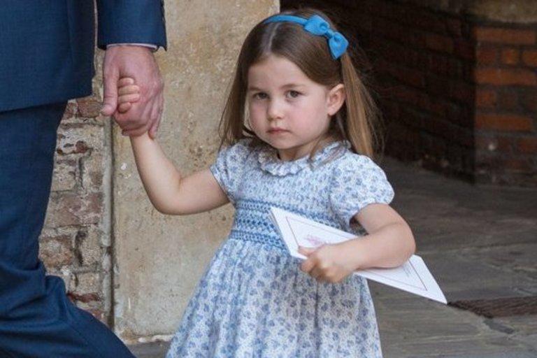 Princesė Charlotte (nuotr. SCANPIX)