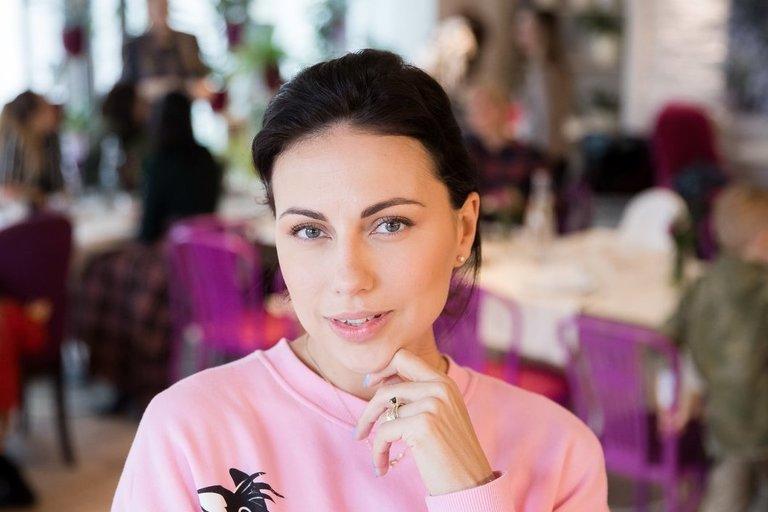Julija Žižė (nuotr. Organizatorių)