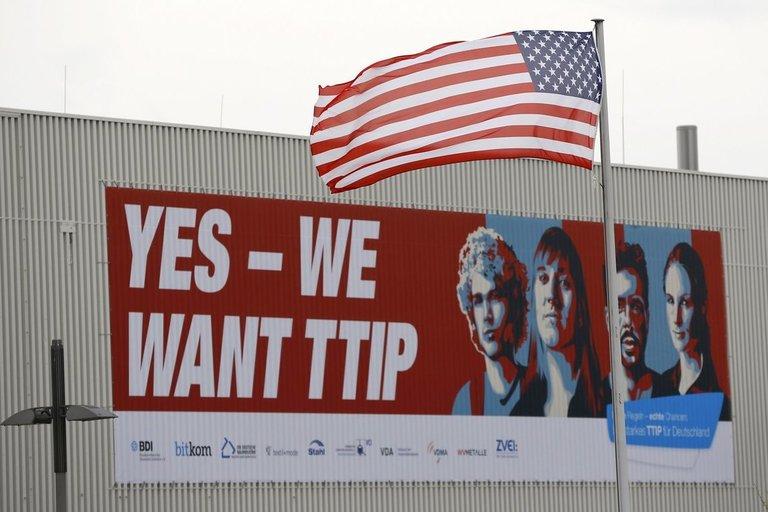 Penki pagrindiniai faktai apie planuojamą ES ir JAV prekybos sutartį (nuotr. SCANPIX)