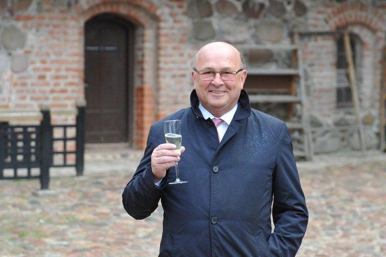 Visvaldas Matijošaitis (nuotr. Fotodiena.lt/Roko Lukoševičiaus)
