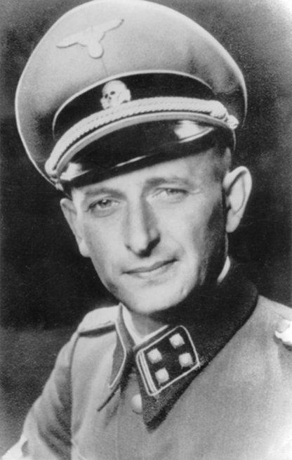 Adolfas Eichmannas (nuotr. Wikipedia)