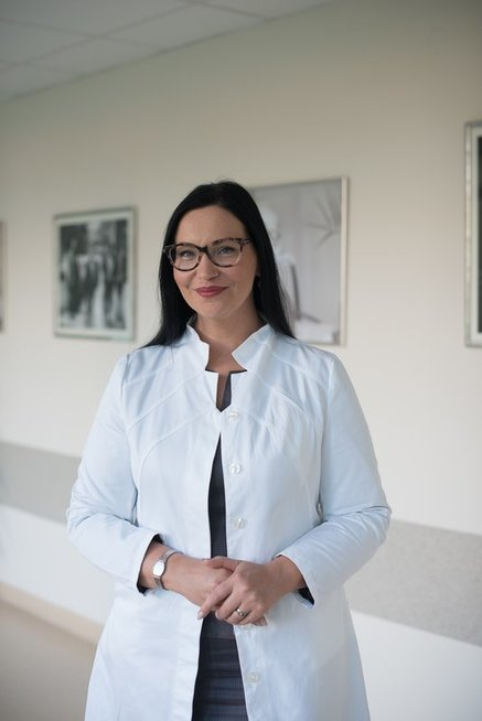 dr. Nora Kupstytė-Krištaponė (nuotr. Zitos Katkienės)