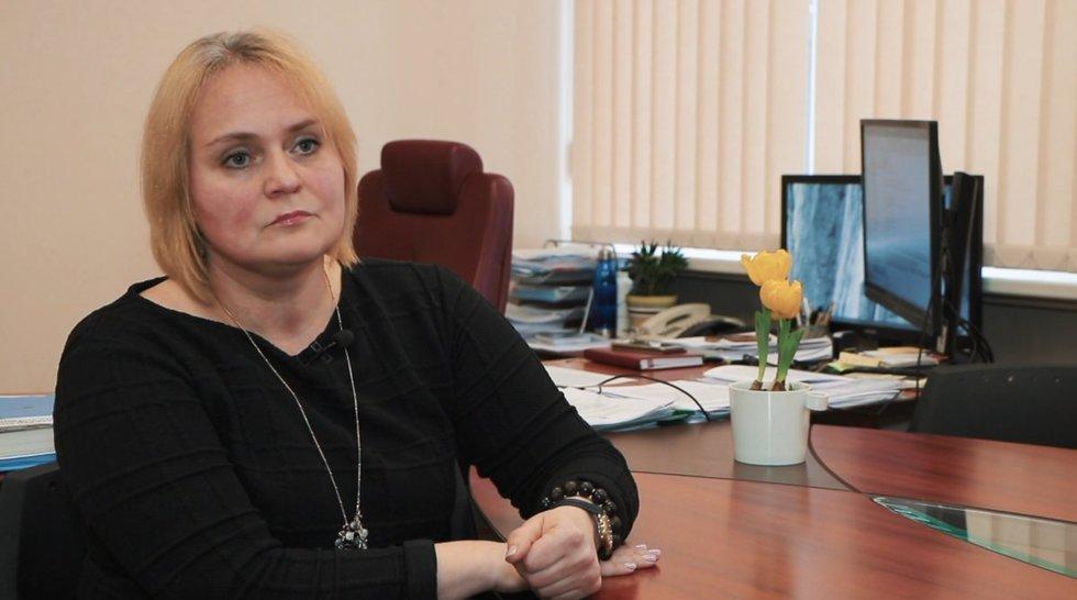 Aplinkos viceministrė Justina Grigaravičienė