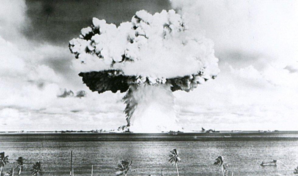 """Katastrofos grėsmė: """"branduolinis karstas"""" pradėjo trūkinėti (nuotr. SCANPIX) tv3.lt fotomontažas"""