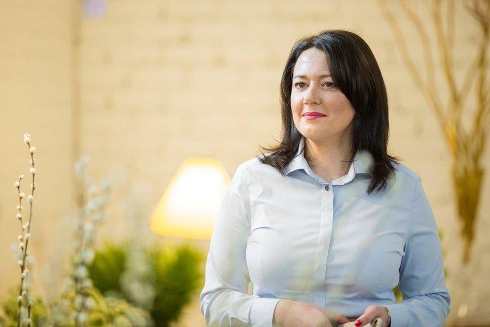 """Kristina Meidė, bendrovės """"Maxima LT"""" generalinė direktorė (nuotr. bendrovės)"""