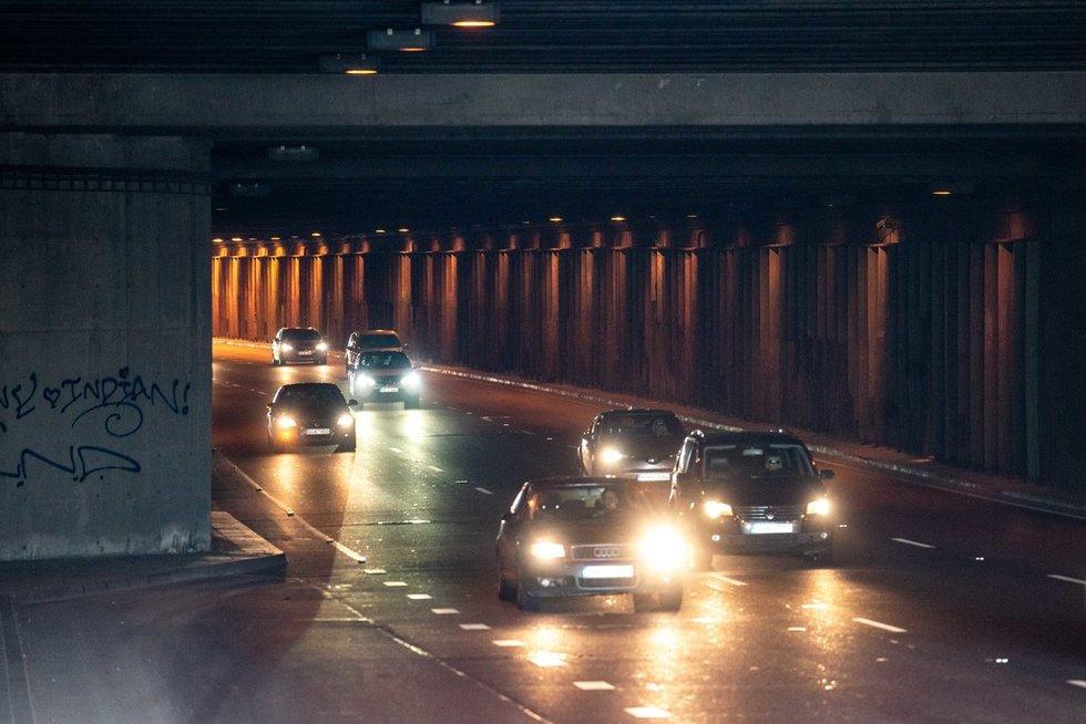 Geležinio Vilko tunelis