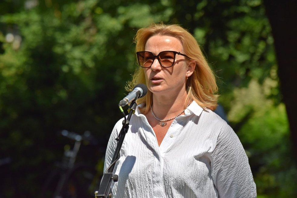 Vilniaus universiteto ligoninės Santaros klinikų Hepatologijos, gastroenterologijos ir dietologijos centro gydytoja, doc. Edita Gavelienė